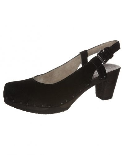 Pumps Softclox VALERIE Clogs schwarz från Softclox