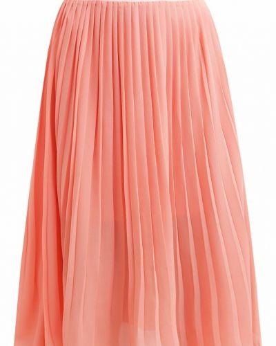 Tom Tailor Denim Tom Tailor Denim Veckad kjol fusion coral