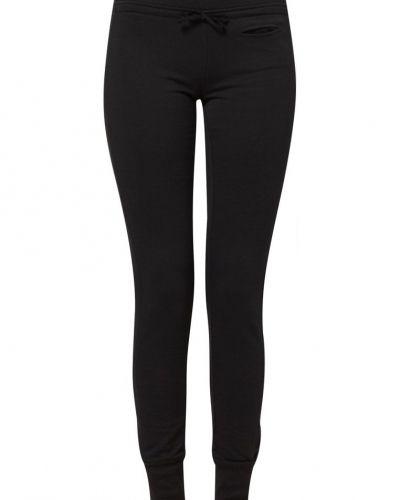 Blue Sportswear VEGA Tygbyxor Svart från Blue Sportswear, Träningsbyxor med långa ben