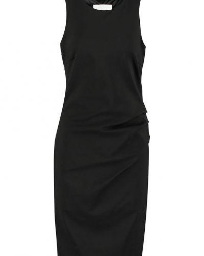 Kaffe Vera fodralklänning black