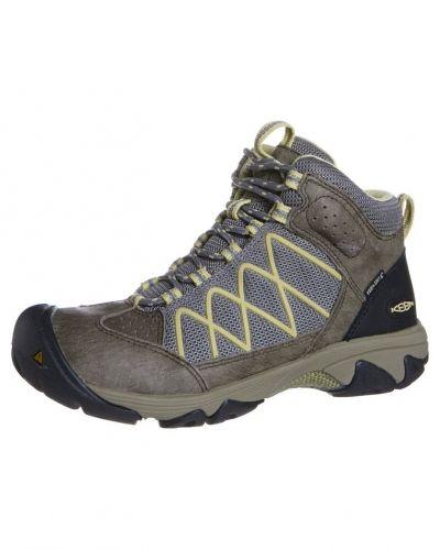 Keen VERDI MID II WP Hikingskor Beige från Keen, Vandringsskor