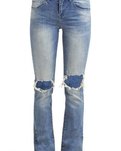 VILA Vila VICHILL Jeans bootcut medium blue denim