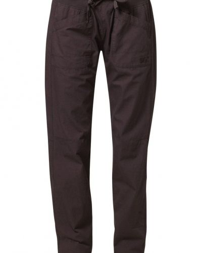 Blue Sportswear VINDIE Tygbyxor Grått - Blue Sportswear - Träningsbyxor med långa ben