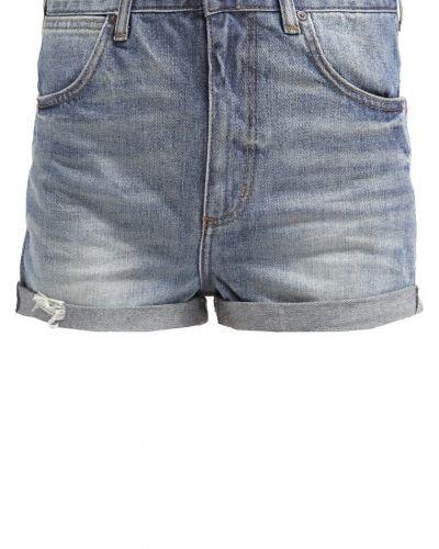 Vintage rosa jeansshorts mid denim Topshop jeansshorts till mamma.