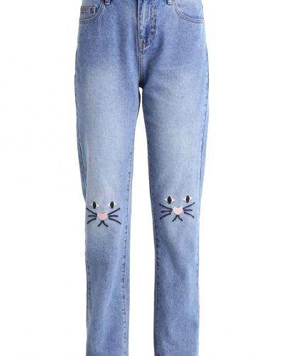 Vero Moda Vero Moda VMBABSY Jeans straight leg medium blue denim