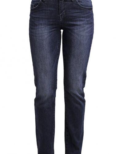 Vero Moda Vero Moda VMELEVEN Jeans straight leg dark blue denim