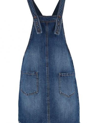 Vmfai jeansklänning dark blue denim Vero Moda jeansklänning till mamma.
