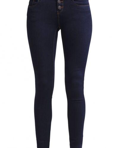 Vero Moda Vero Moda VMFIVE Jeans Skinny Fit dark blue denim