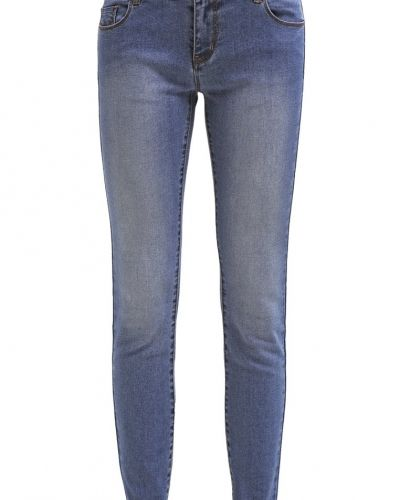 Vmlaw jeans slim fit light blue denim Vero Moda slim fit jeans till dam.