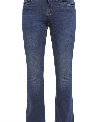 Vmsally jeans bootcut dark blue denim Vero Moda bootcut jeans till tjejer.