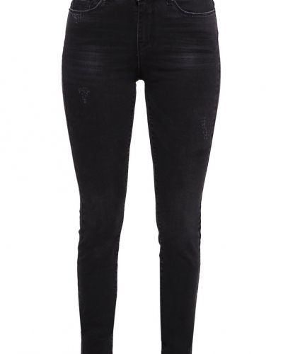 Slim fit jeans Vero Moda VMSEVEN Jeans Skinny Fit black från Vero Moda
