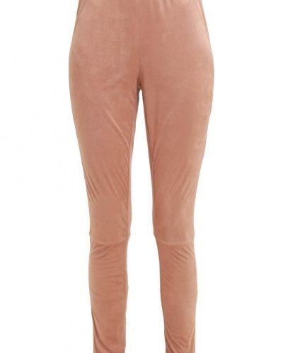 Vmsue leggings cognac Vero Moda leggings till dam.