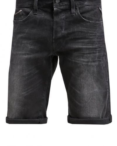 Waitom jeansshorts black denim Replay jeansshorts till tjejer.