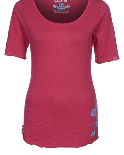 G.I.G.A. DX WANDA Tshirt med tryck Rött - G.I.G.A. DX - Kortärmade träningströjor