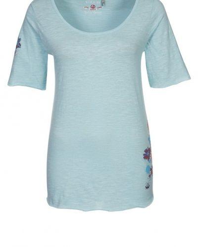 G.I.G.A. DX WANDA Tshirt med tryck Blått - G.I.G.A. DX - Kortärmade träningströjor