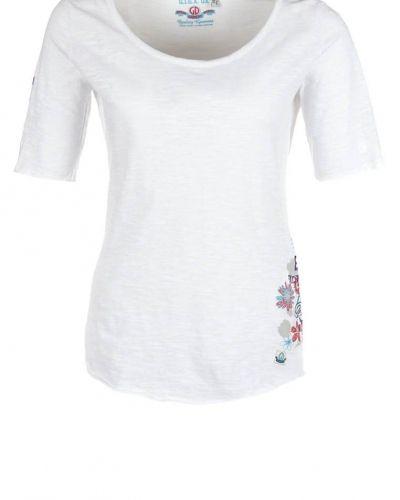 G.I.G.A. DX WANDA Tshirt med tryck Vitt - G.I.G.A. DX - Kortärmade träningströjor