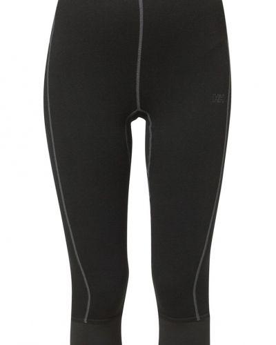 Helly Hansen Helly Hansen WARM 3/4 PANT Underkläder Svart. Traningsbyxor håller hög kvalitet.