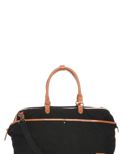 Weekendbag black canvas Pier One weekendbags till unisex.