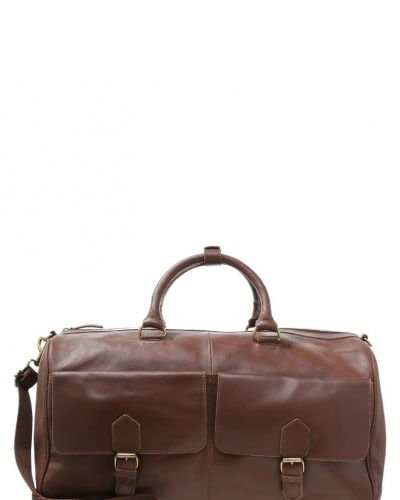 Weekendbag dark brown Pier One weekendbags till unisex.