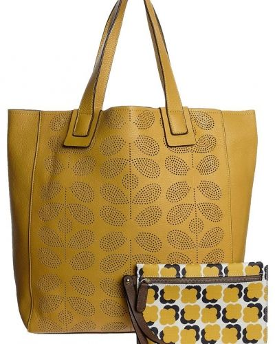 Orla Kiely WILLOW Shoppingväska Gult - Orla Kiely - Shoppingväskor