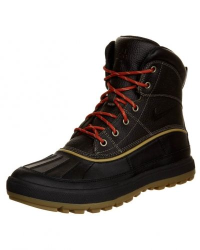 Nike Sportswear Nike Sportswear WOODSIDE Hikingskor Svart. Traningsskor håller hög kvalitet.