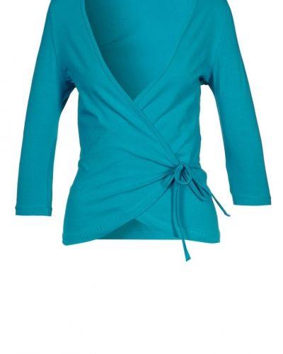 Wrap top tshirt - Zalando Sports - Långärmade Träningströjor