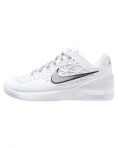 online retailer aa943 c80ff Zoom cage 2 grusskor white metallic silver premium platinum Nike Performance  träningssko till dam
