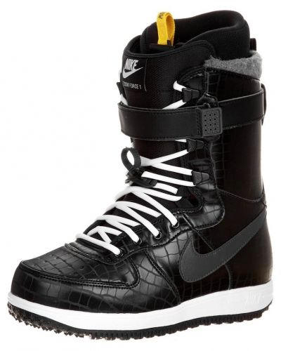 Nike Action Sports ZOOM FORCE 1 Snowboardboots Svart - Nike Action Sports - Pjäxor