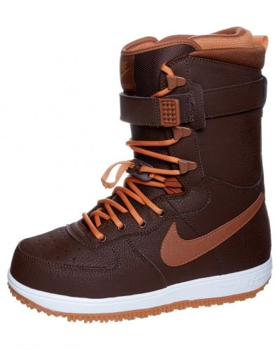 Nike Action Sports ZOOM FORCE 1 Snowboardboots Brunt - Nike Action Sports - Pjäxor