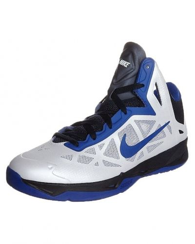 Nike Performance ZOOM HYPERCHAOS Indoorskor Vitt - Nike Performance - Inomhusskor