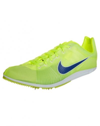 Nike Performance Nike Performance ZOOM MATUMBO Spikskor Gult. Traningsskor håller hög kvalitet.