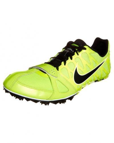 Nike Performance Nike Performance ZOOM RIVAL S 6 Spikskor Gult. Traningsskor håller hög kvalitet.