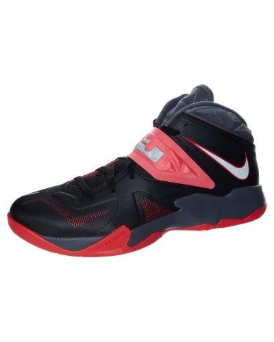 Nike Performance ZOOM SOLDIER VII Indoorskor Svart - Nike Performance - Inomhusskor