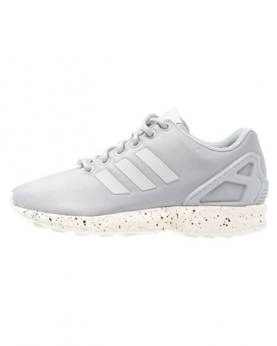 Sneakers Zx flux sneakers clear onix/grey/chalk white från Adidas Originals