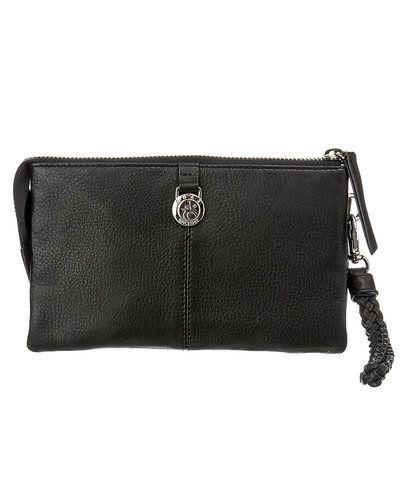 Plånbok Adax läder clutch från Adax