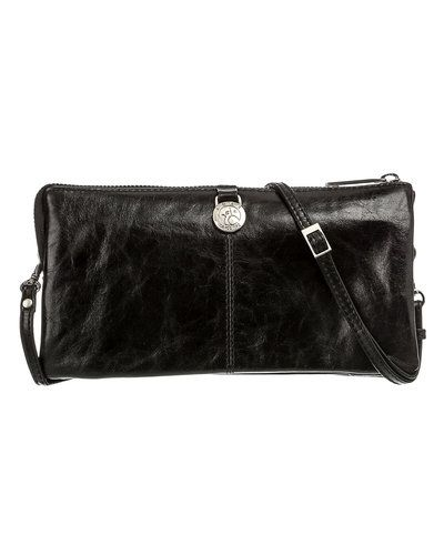 Till tjejer från Adax, en svart kuvertväska.