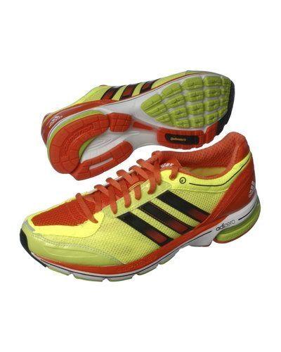 Löparskorträningsskor från Adidas, Gula Adidas Falcon Elite