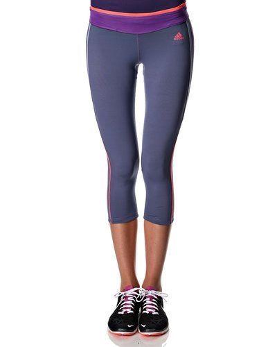 Adidas Adidas AK 3/4 löparbyxor. Traningsbyxor håller hög kvalitet.