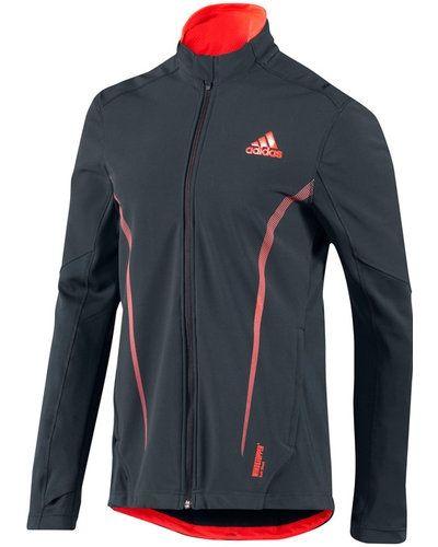 Adidas aS GORE Jkt W38068 000 TECHONIX/INF från Adidas, Träningsjackor