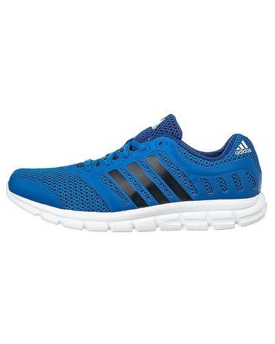 sale retailer 25ff6 9ee4d Till herr från Adidas, en flerfärgad löparsko.