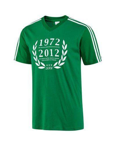 Adidas DFB GR 2 X18600 000 COREGREEN/WH från Adidas, Supportersaker