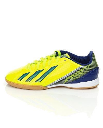 Fotbollsskor från Adidas, Röda Adidas F10 inneskor, JR. online