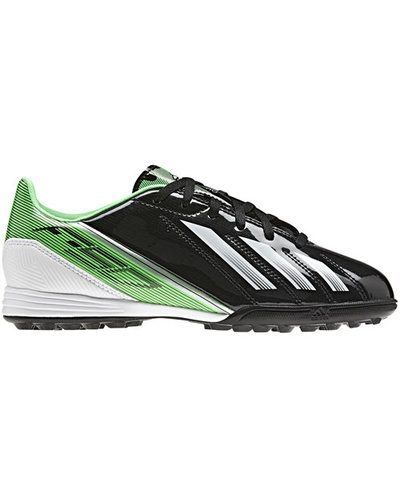 adidas F10 TRX TF J G65376 000 BLACK1/RUNWH - Adidas - Fotbollsskor Övriga