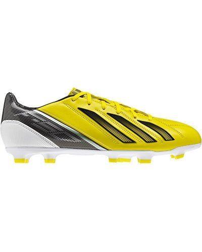 adidas F30 TRX FG LEA G65394 000 VIVYEL/BLACK - Adidas - Fasta Dobbar