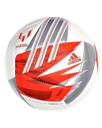 Adidas Adidas F50 Messi fotboll. Fotbollstillbehörena håller hög kvalitet.