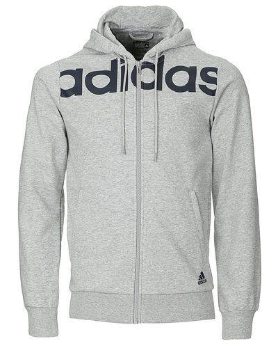 Grå sweatshirts från Adidas till killar.
