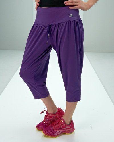 Adidas LU 3/4 Cuf Fitness byxor från Adidas, Träningsbyxor 3/4
