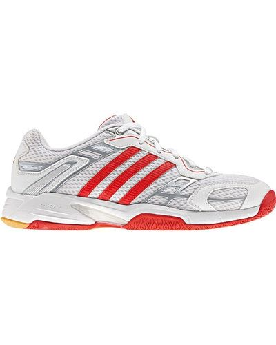Adidas opticourt team light W G60632 000 RUNWHT/CO - Adidas - Inomhusskor