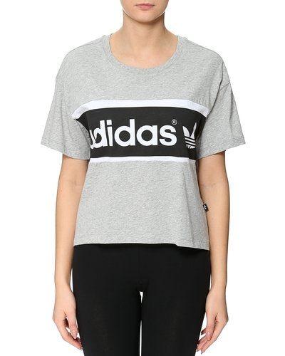 adidas tröja grå dam