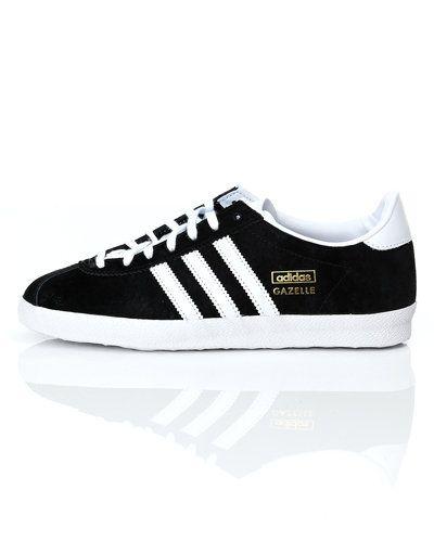 Svart sneakers från Adidas Originals till dam.